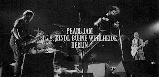 Pearl Jam - 2009/08/15 - Berlin