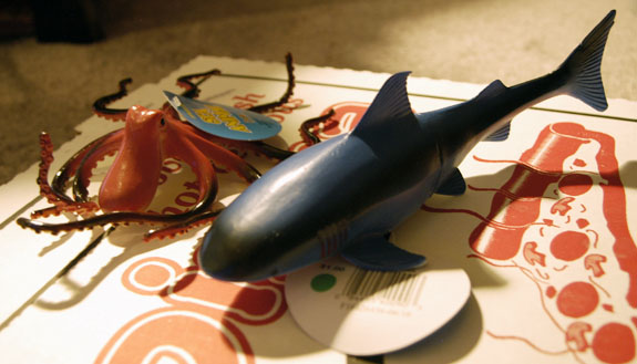 Langes F 228 Dchen Faules M 228 Dchen Sharktopus You Too Can