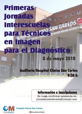 Radiological dream mayo 2010 for Puerta k hospital clinico san carlos