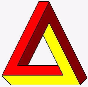 --- Triangle symbolique ---