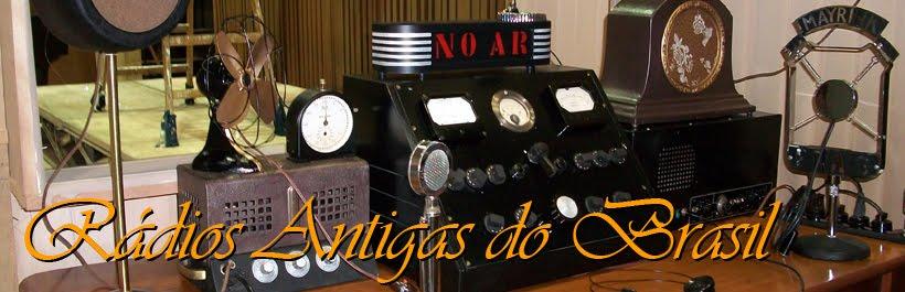 Rádios Antigas do Brasil