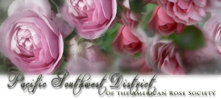 American Rose Society - Pacific Southwest District