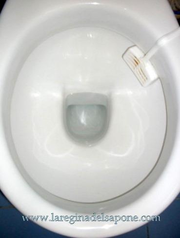 La regina del sapone pulizia e cura del w c - Profumo per bagno ...