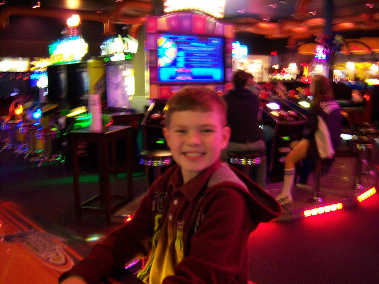 Dave & Busters in St. Louis