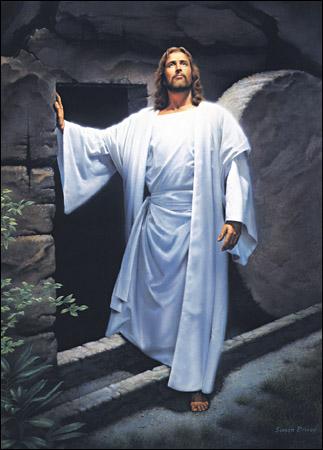 JESUS, O CRISTO.