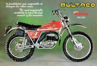 Bultaco Alpina