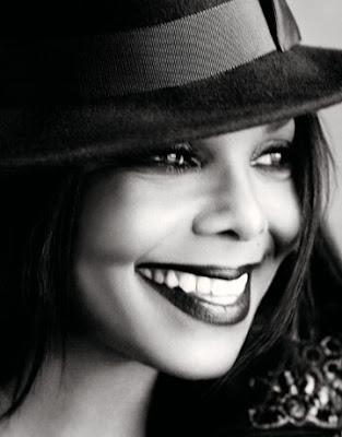 Janet Jackson Harper's Bazaar Cover October 2009 picture
