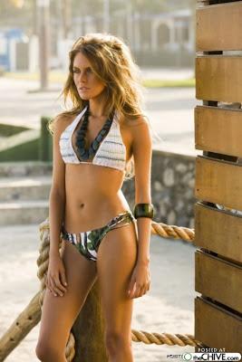 Marilia Moreno in Bikini sexy picture