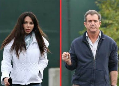 Mel Gibson Girlfriend Oksana Grigorieva Pregnant scandal pictuer