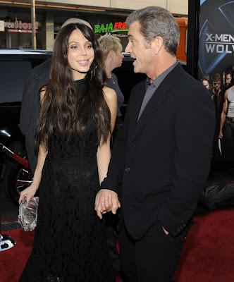 Mel Gibson Girlfriend Oksana Grigorieva Pregnant scandal