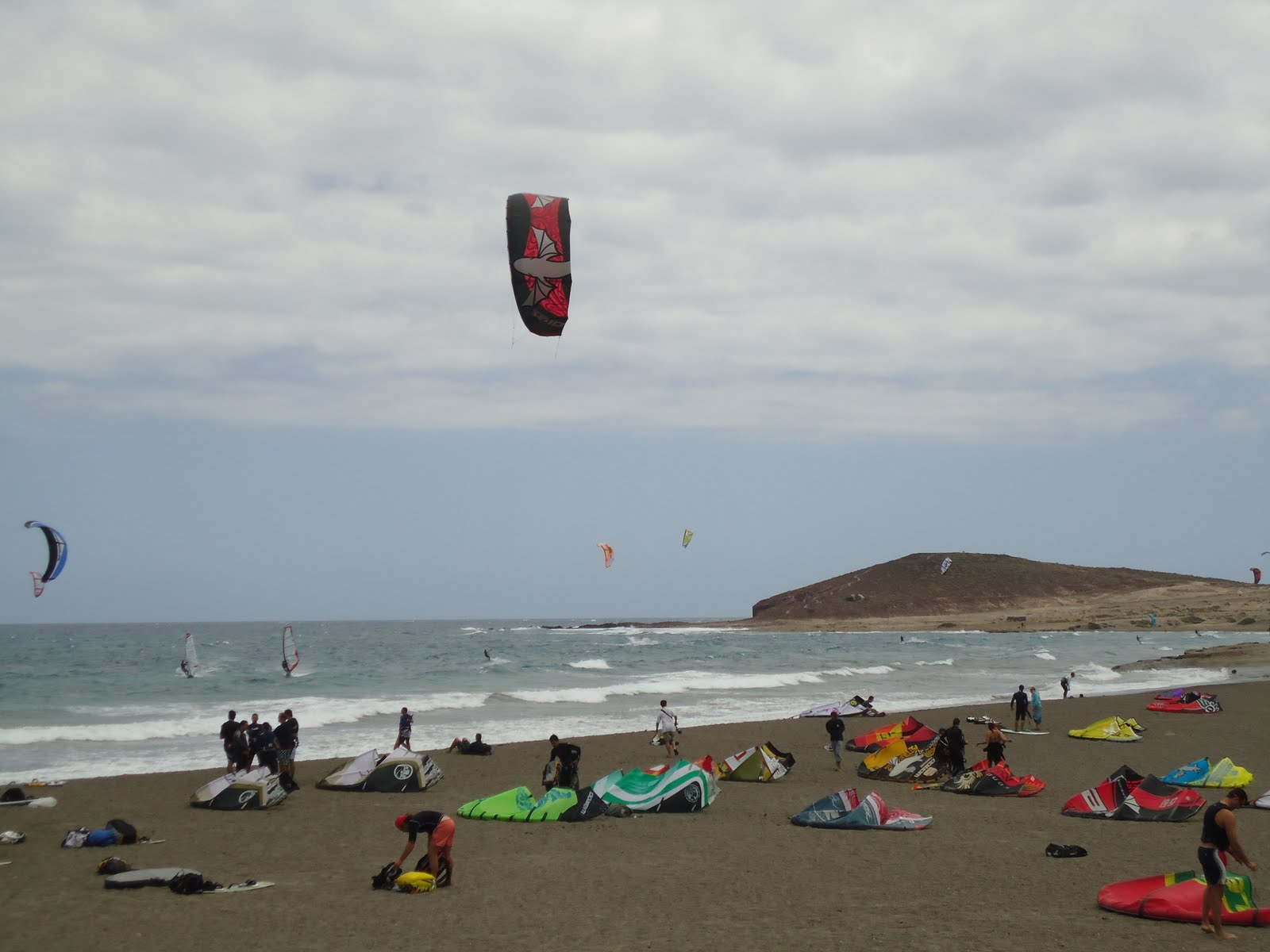 Surfing in Tenerife - Regency Country Club