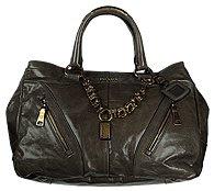leather..black prada..