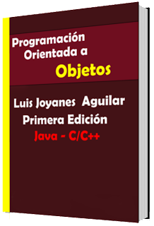 Programacin Java-C/C++ Orientada a Objetos [Luis Joyanes Aguilar]