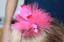 Tule Hair Bows