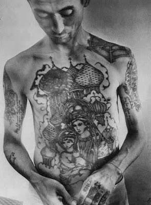Russian Mafia Tattoos