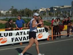 maratón valencia 2009