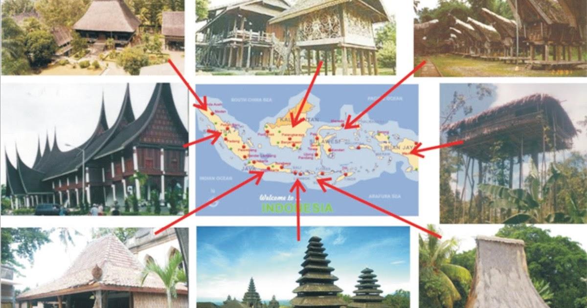Archiquake Arsitektur Indonesia Indonesian Architecture