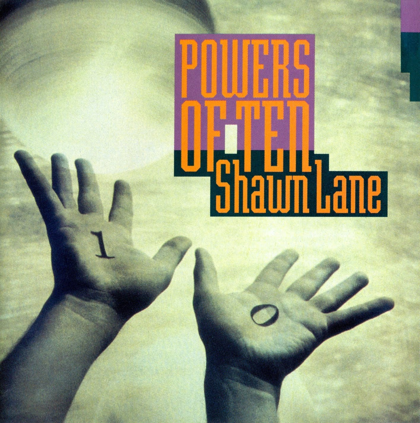 Shawn Lane - Powers Of Ten