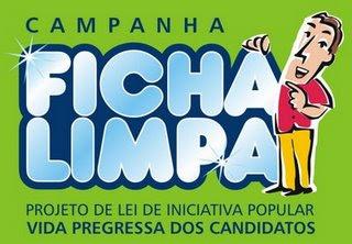 Campanha: Ficha limpa!!!