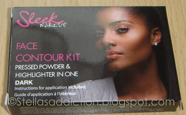 sleek contour kit instructions