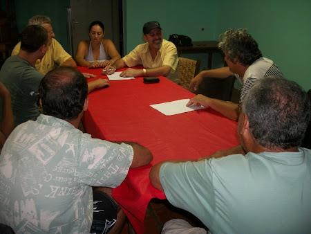 Reunião da Associação dia 28/01/2011