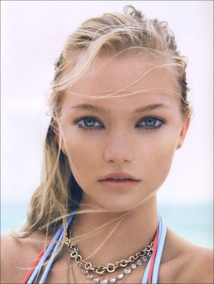 GEMMA WARD. April 26, 2010. I love a girl who isn't just pretty, ...