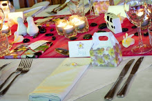 Island Chic Table Setting