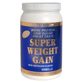Weight Gain Supplements