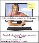 """OCUPATE"", el Primer Programa  de Radio sobre Terapia Ocupacional"