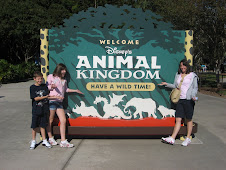 1st Day in Disney World