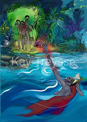 Kay Treysse Luisa Natiwi Märchen aus Uganda