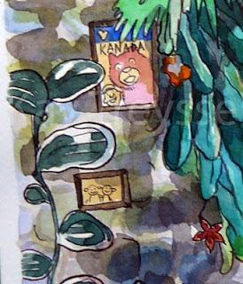 Details Wimmelbilder: Geburtstagsbild der Schwaben auf Mallorca