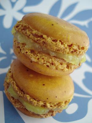 Blogging for Babies…Lemon Pie Macarons