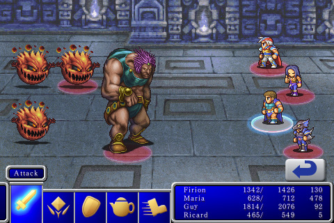 Final Fantasy Ii Walkthrough Iphone Games For You