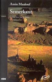 Semerkant / Amin Maalouf /Esin Talu-Çelikkan tarafından Türkçe'ye çevrilmiştir.Yapı Kredi Yayınları