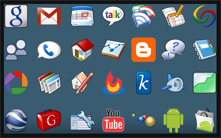 Simply Google Icon Collection