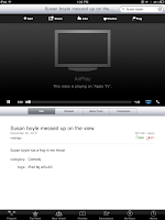 YouTube and AirPlay on iPad Apple TV
