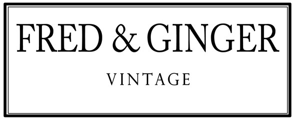 Fred & Ginger Vintage