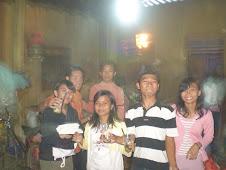Ranti, Anto, Agus, Nana, Yanto & Lisa