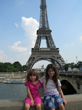 Summer 2009, Paris