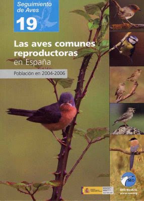 Spain Wild Bird Indicators