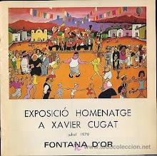 Exposición Homenaje a Xavier Cugat