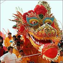 Fiesta de Dragones Chinos