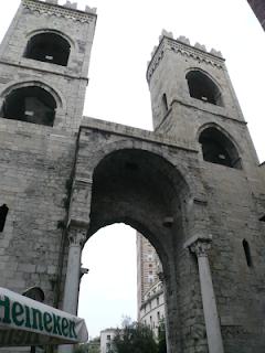 Genova - Torri