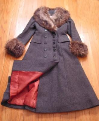 dr. zhivago coat