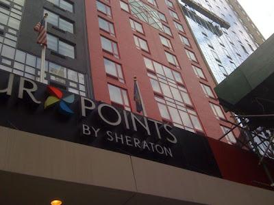 hotel ugh four points