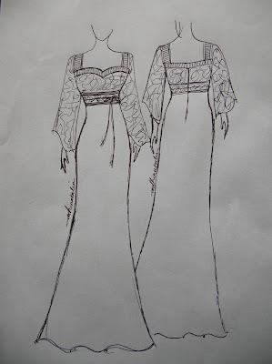 Desain Baju Berbahan Batik Busana Batik Muslim