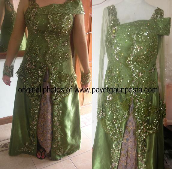 Model Gaun Modern Dari Bahan Brokat | hnczcyw.com