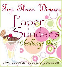 Paper Sundaes Top 3
