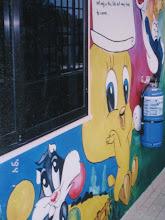 Mudita Home wall mural